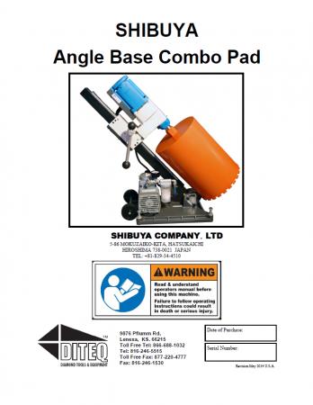 Shibuya ABV Base Parts List