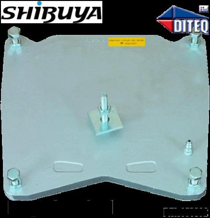 """Shibuya Vacuum Pad Large 13-1/2"""" x 15"""""""