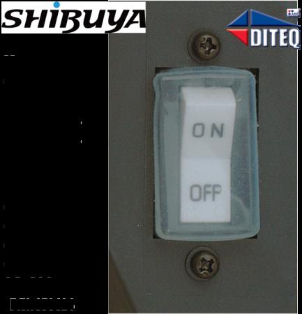 Shibuya™ Circuit Protector R-22 / R-25 Motors