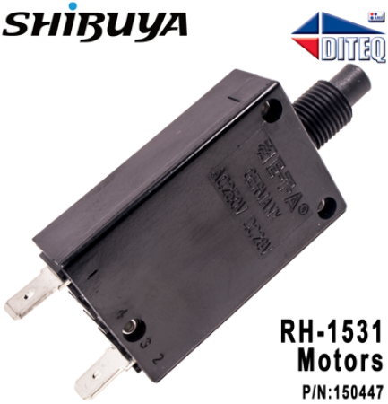 Shibuya™ Switch Overload 110v Hand Drills