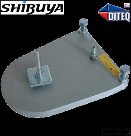 Shibuya™ Stairs Step Vacuum Pad, 10.5 x 8