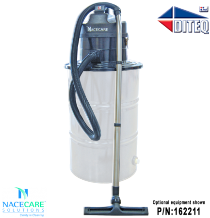 Nacecare™ Concrete Slurry Vacuum No Drum