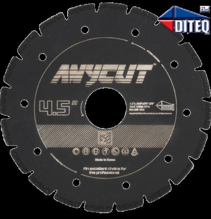 "Anycut 7"" Cut Off Wheel"