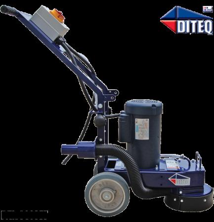 Diteq Tg 8 2 Hp Concrete Grinder Teq Lok