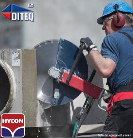 """Hycon™ HCS14 Hydraulic Hand Saw 14"""" Blade"""