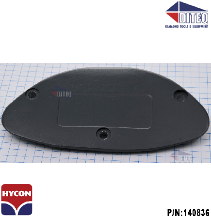 Hycon™ Ring Saw Parts Cover Plate 8232501