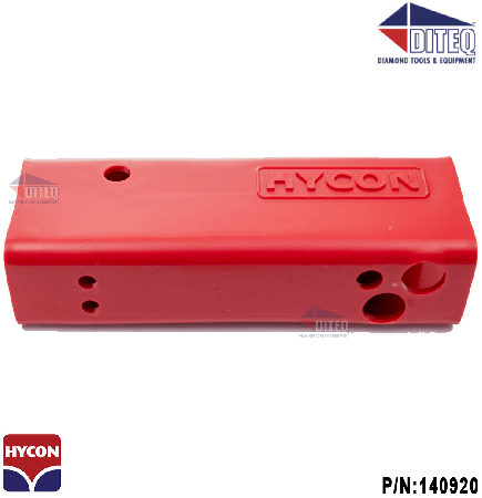 Hycon™ HHRS Ring Saw Red Plastic Cover 8732580