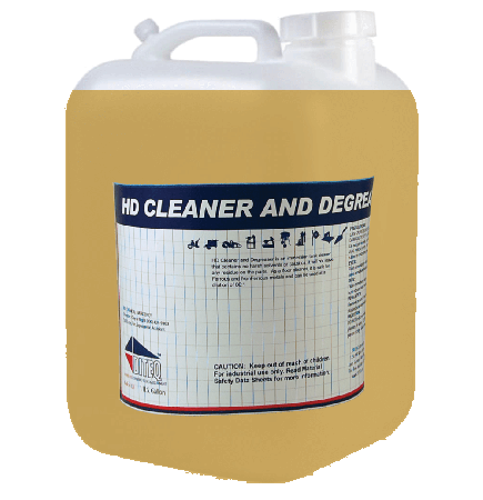 DITEQ™ 5 Gal Heavy-Duty Concentrated Degreaser For Polished Concrete Floors