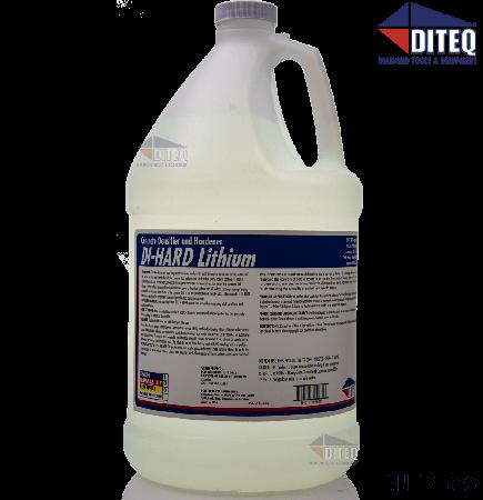 DI-HARD Lithium Based, Concrete Hardener/Densifier 1Gal.