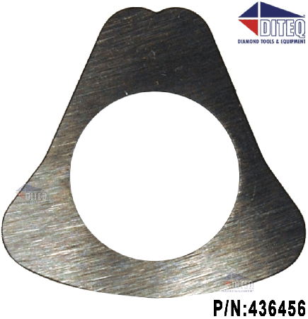 Liberty Bell Blade Arbor 1/4 inch Wide Blades
