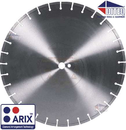 C-53AX Arix Pro-Wet Concrete Blades 13mm