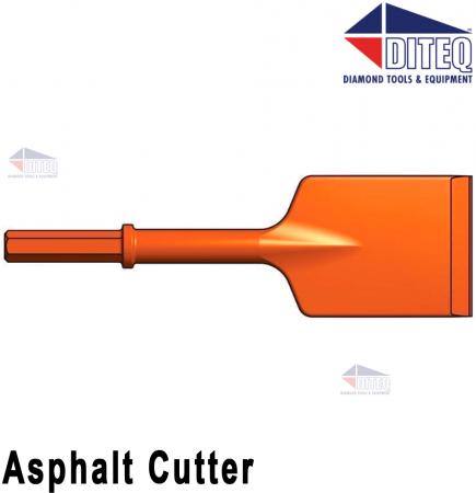 """Asphalt Cutter 11"""" [White]"""