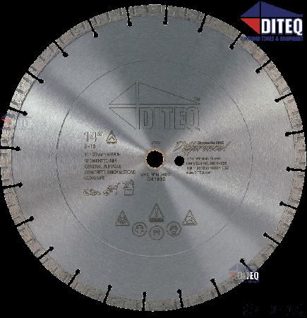 U-13ST Segmented Turbo Blades