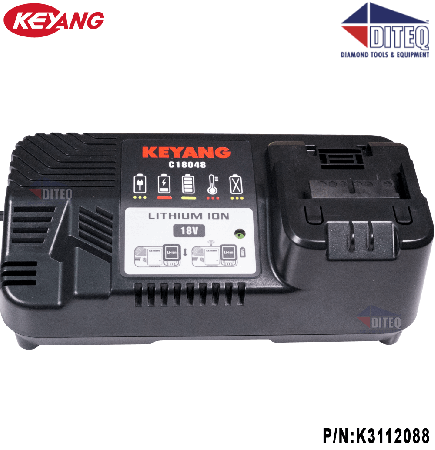 Keyang™ 18V High Speed Battery Charger