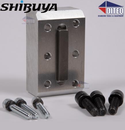 Shibuya RH-1531 Adaptor kit / Fixed bolt on