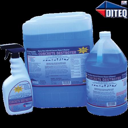 Concrete Destroyer Standard Formula 5 Gallons