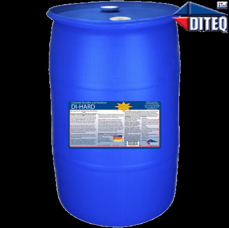 DI-HARD Lithium Based, Concrete Hardener/Densifier 55Gal.