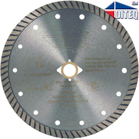 DX-T Turbo Rim Blades