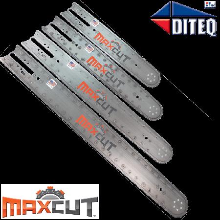 "Maxcut™ ICS 695 12"" Guide Bar .465"" Pitch"