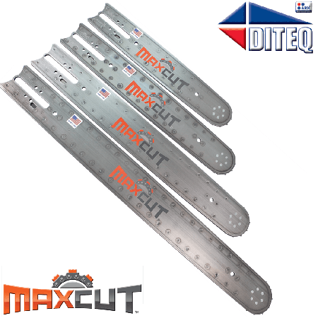 "Maxcut™ ICS 695 16"" Guide Bar .465"" Pitch"