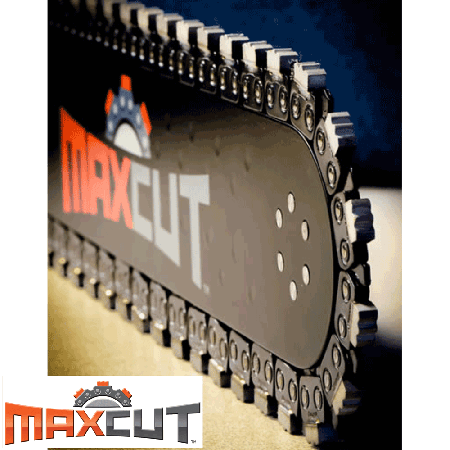 "Maxcut™ .375"" Pitch 48 Links S"