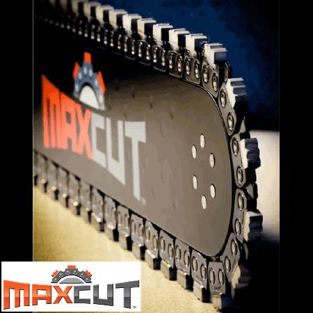"""Maxcut™ .375"""" Pitch 58 Links L"""