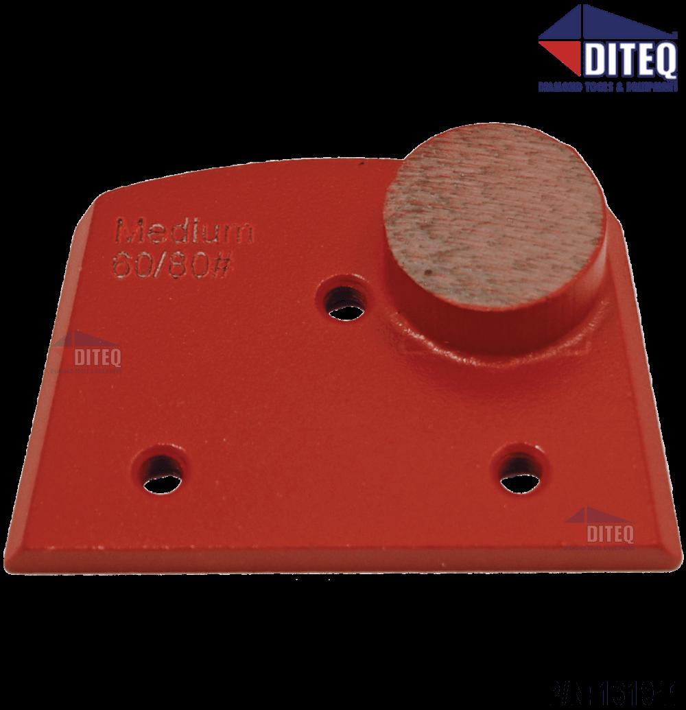 DITEQ™ Dovetail Trapezoids Single Round Segments [For Lavina