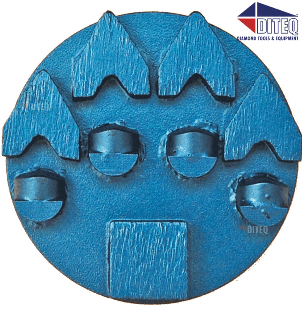 Bear Stripers diteq™ bearclaw coating stripper for concrete floors (lh)