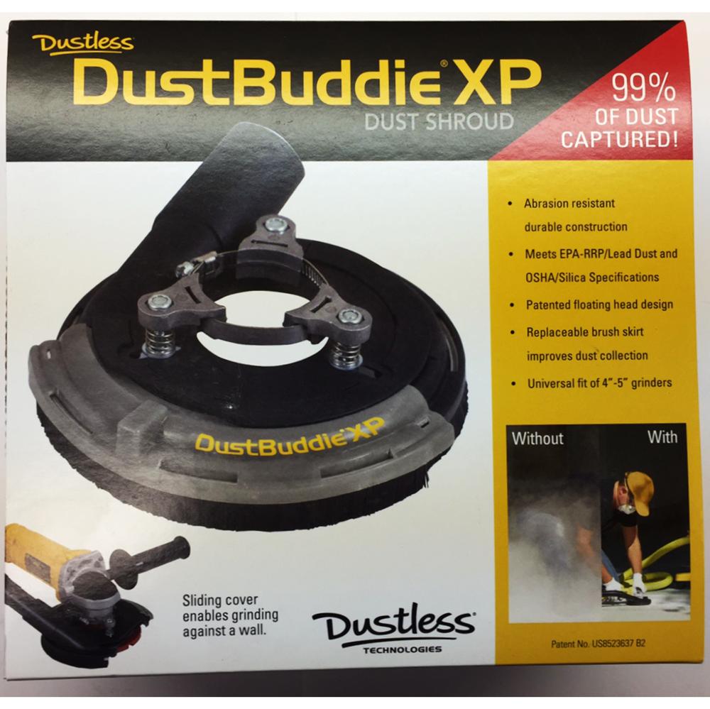 Dustless Technologies Dustbuddie Xp 4 5 Quot D5835 Angle