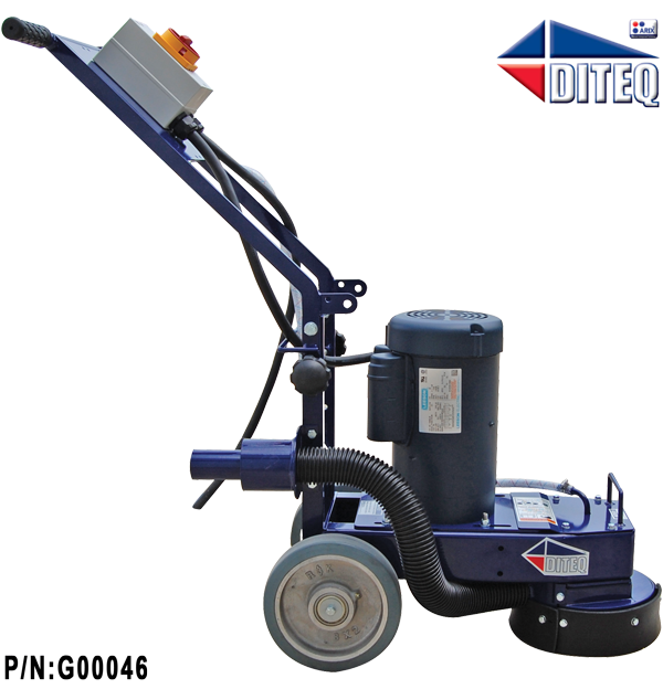 Diteq Tg 8 2 Hp Grinder With D91003 Plate
