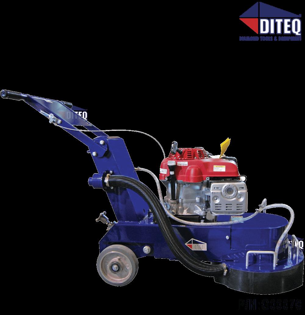 Diteq Tg 18 11hp Gas Honda Grinder Polishers Concrete Floor