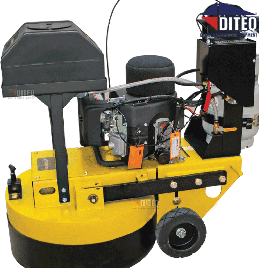 Stonekor Lx 30 Floating Head Concrete Grinder Polisher