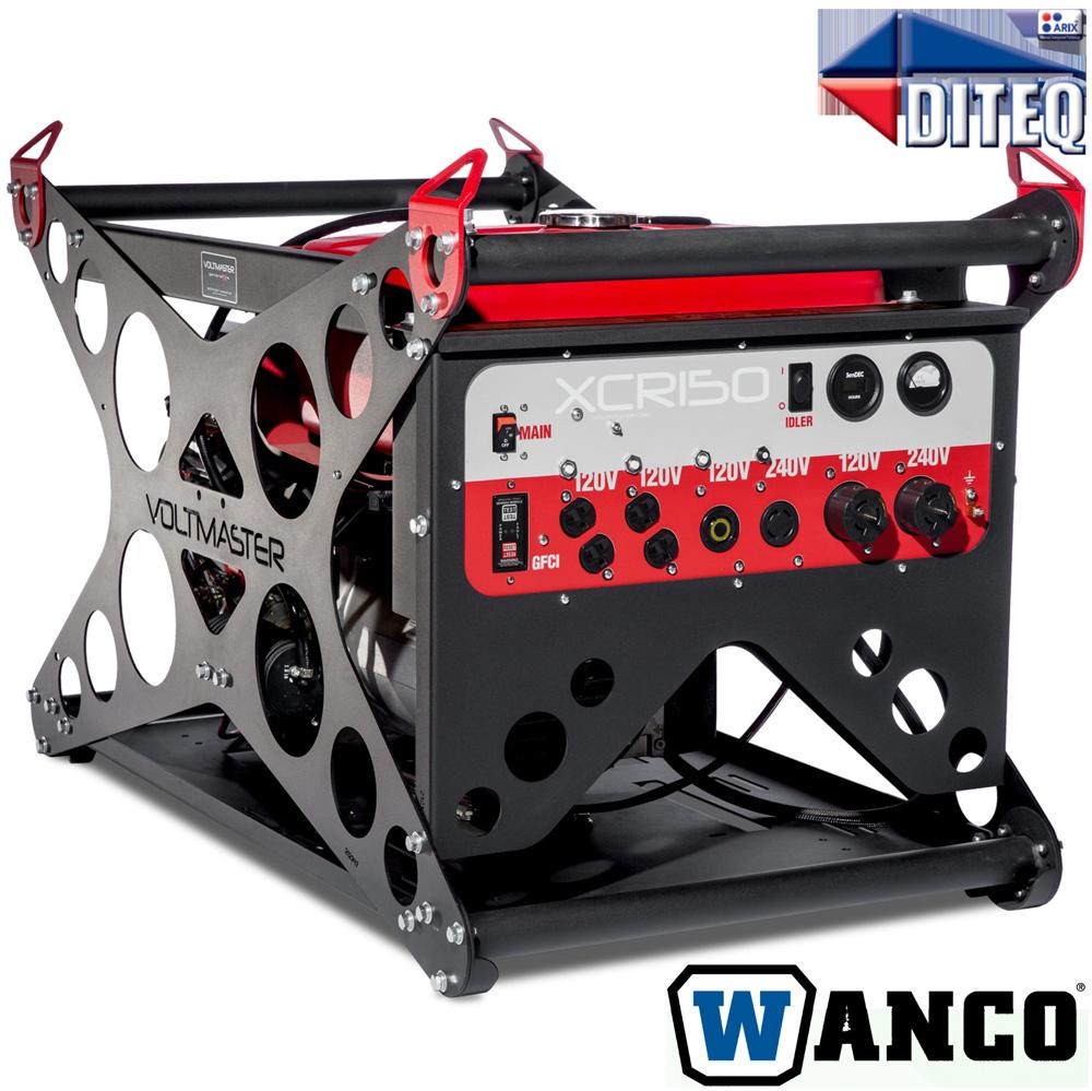WANCO™ 15KW Generator Honda 22 1 HP Gas XCR150EH