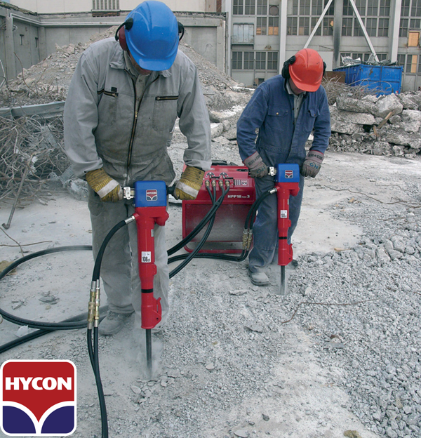 Hycon™ Hydraulic power pack HPP23V-Flex 5/8/10/12 GPM 23HP