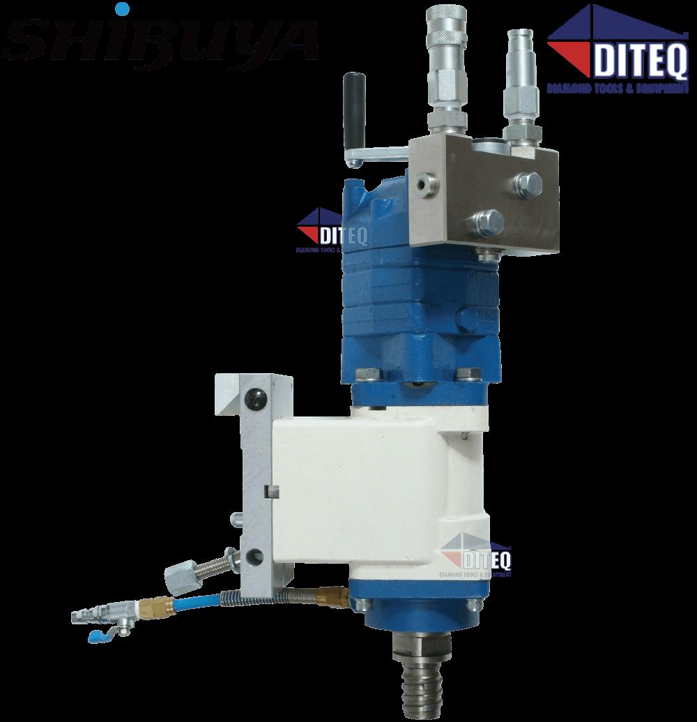 Shibuya Ts 680h Hydraulic Core Drills