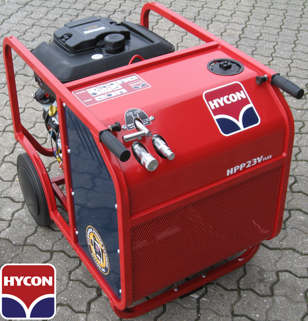 Hycon™ Hydraulic power pack HPP23V-Flex 5/8/10/12 GPM 23HP Compare