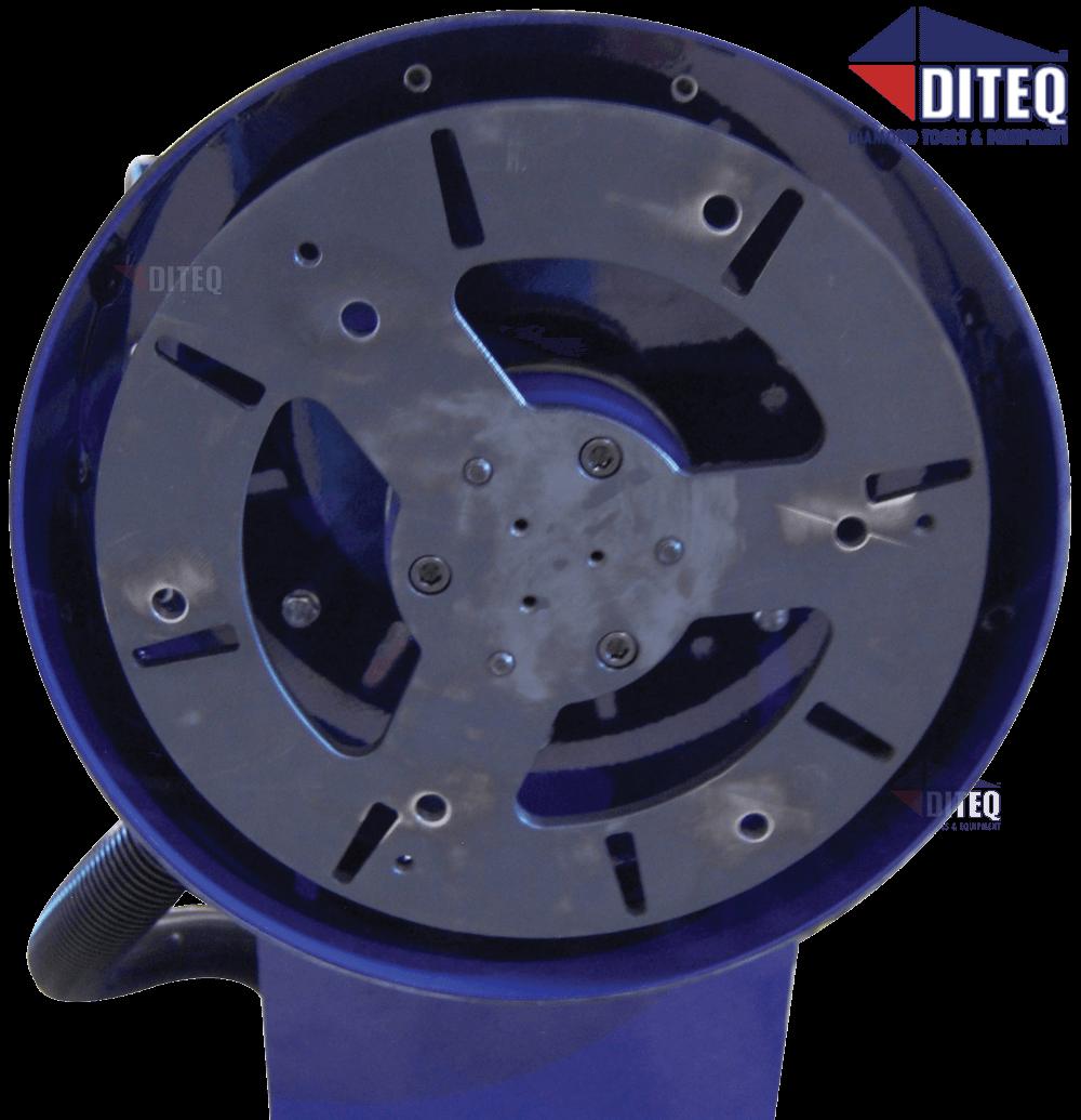 Diteq Tg 18 4hp 480v 3p Grinder Polishers Concrete Floor