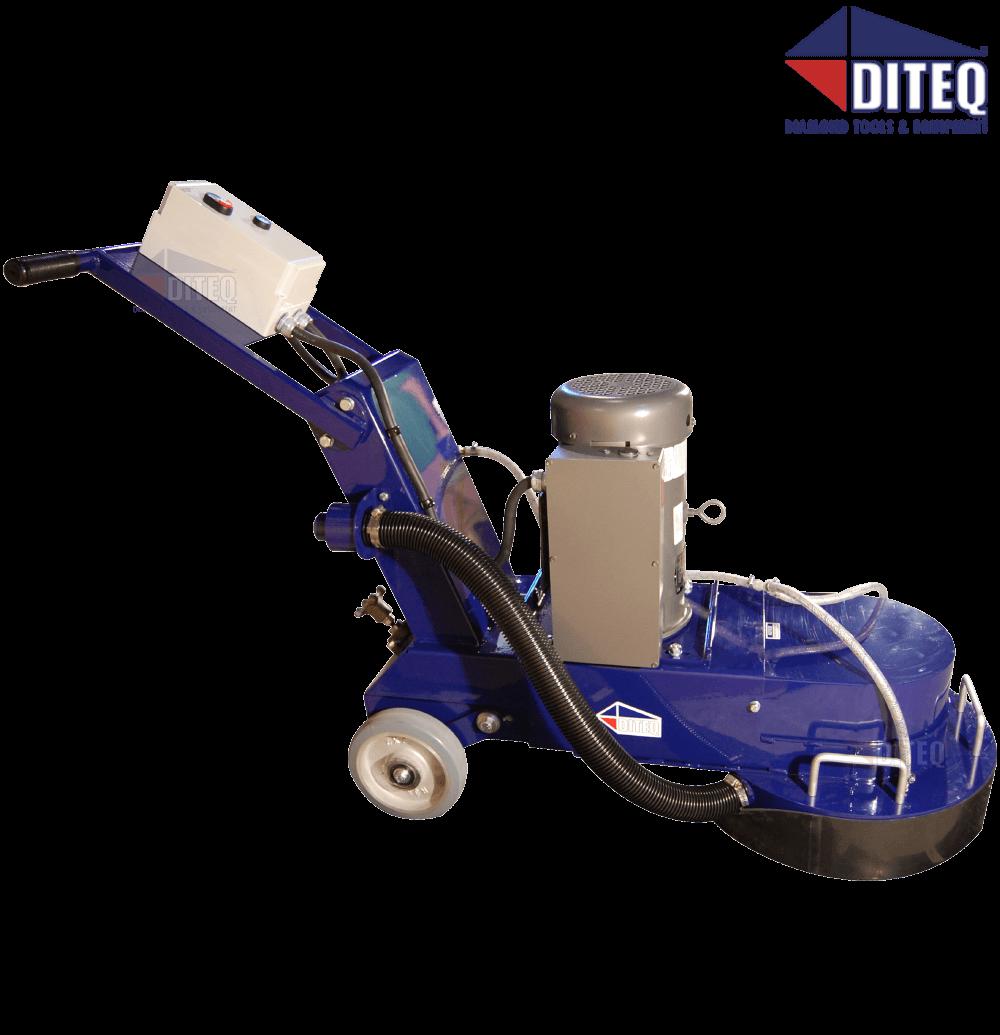 Diteq Tg 18 4hp 240v 3p Grinder Polishers Concrete Floor