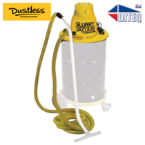Dustless™ Technologies Slurry Vacuum No Drum