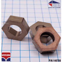 Hycon™ Machined Hexagon Nut for Ring Saw #20
