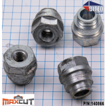Maxcut™ Cover Retaining Nuts