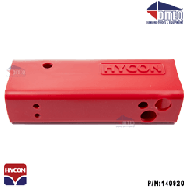 Hycon™ HHRS Ring Saw Red Plastic Cover