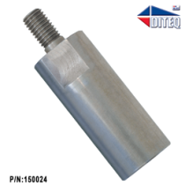 "Thread Adapter 1-1/4""-7 Thread to 5/8""-11 Thread"