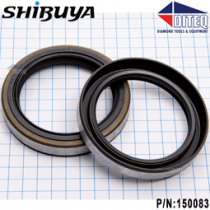 Shibuya Water Seals R-20, R-22, R-25 Motors