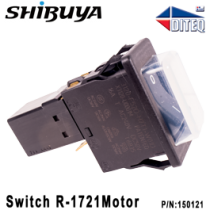 Shibuya™ Switch TS-252 R-1721 Motors