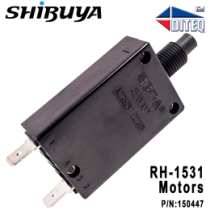 Shibuya™ Switch Overload 110v Hand Drills