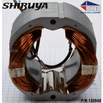 Shibuya™ Field Coil R-1511 & R-1521 Motors
