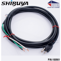 Shibuya 115v Power Cord Replacement