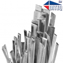 Silver Solder Flat Strips 49% Silver