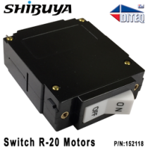 Shibuya™ Switch R-20 Motors